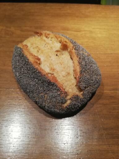 pain blé bio graines de pavot